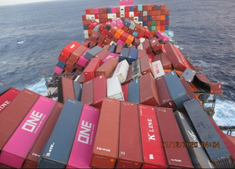 one apus cargo loss