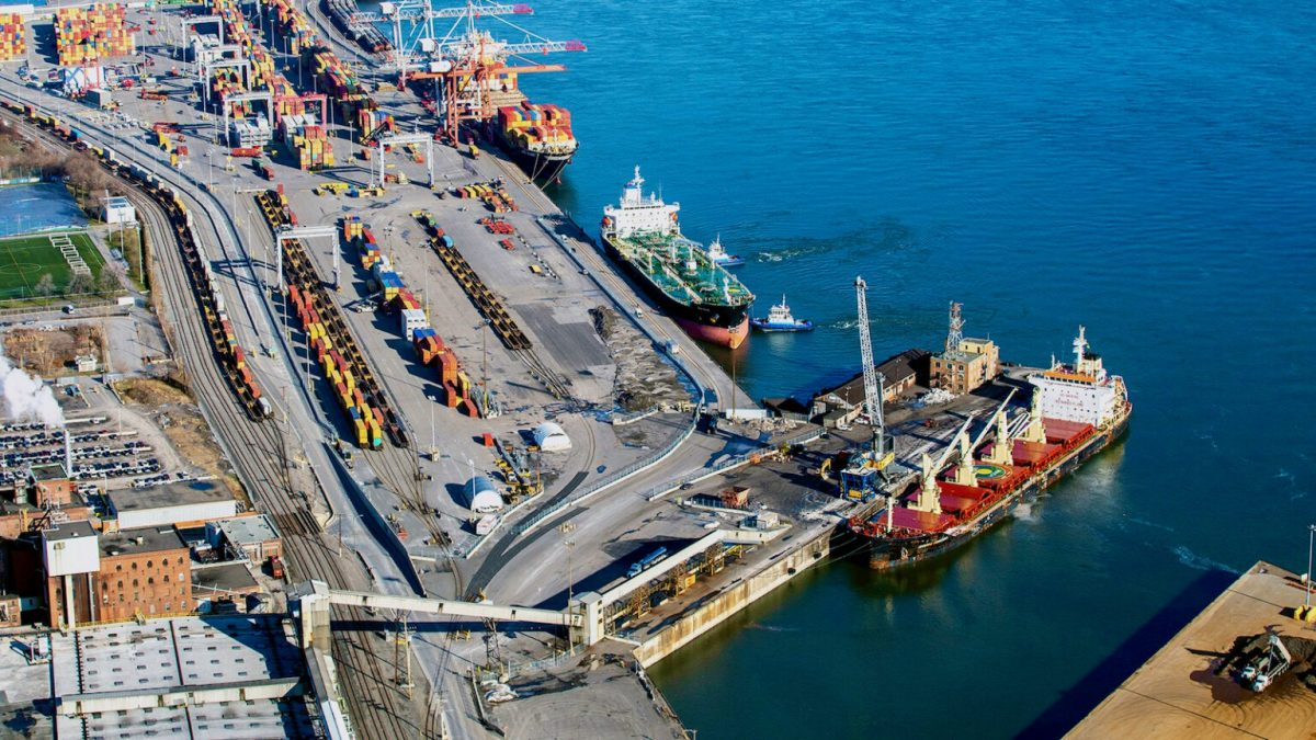 Port of Montreal Strike