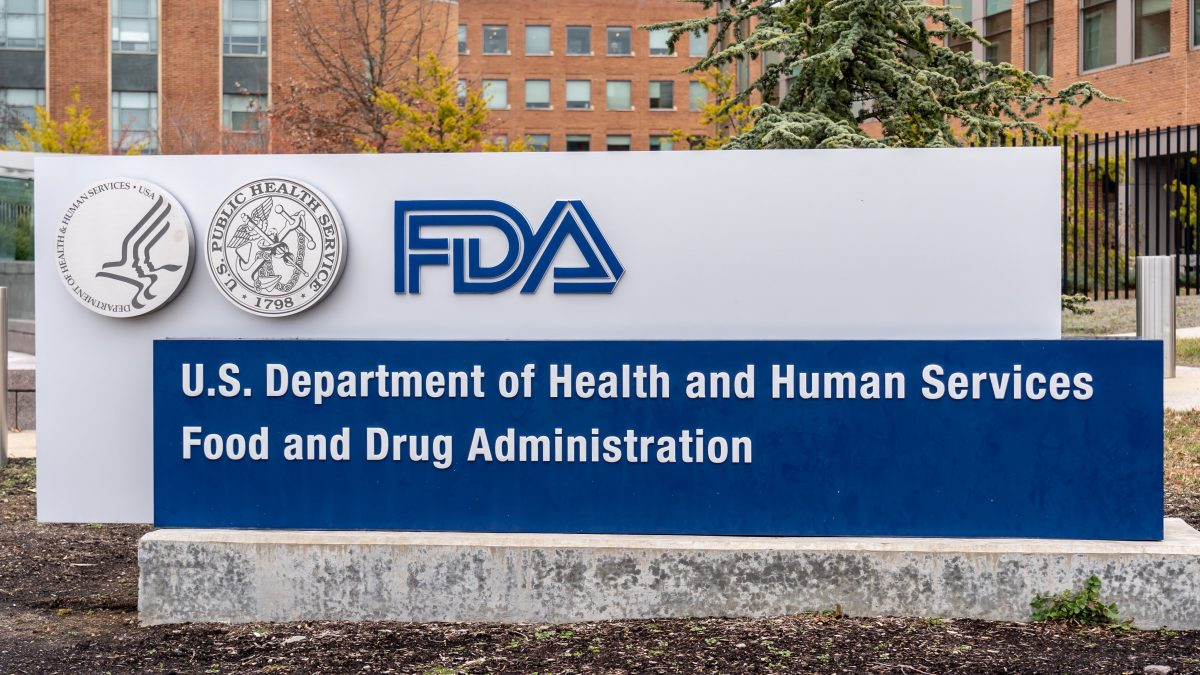U.S. Food & Drug Administration (FDA)