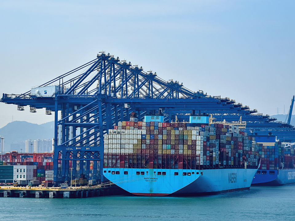 Port of Yantian