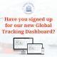 global tracking dashboard