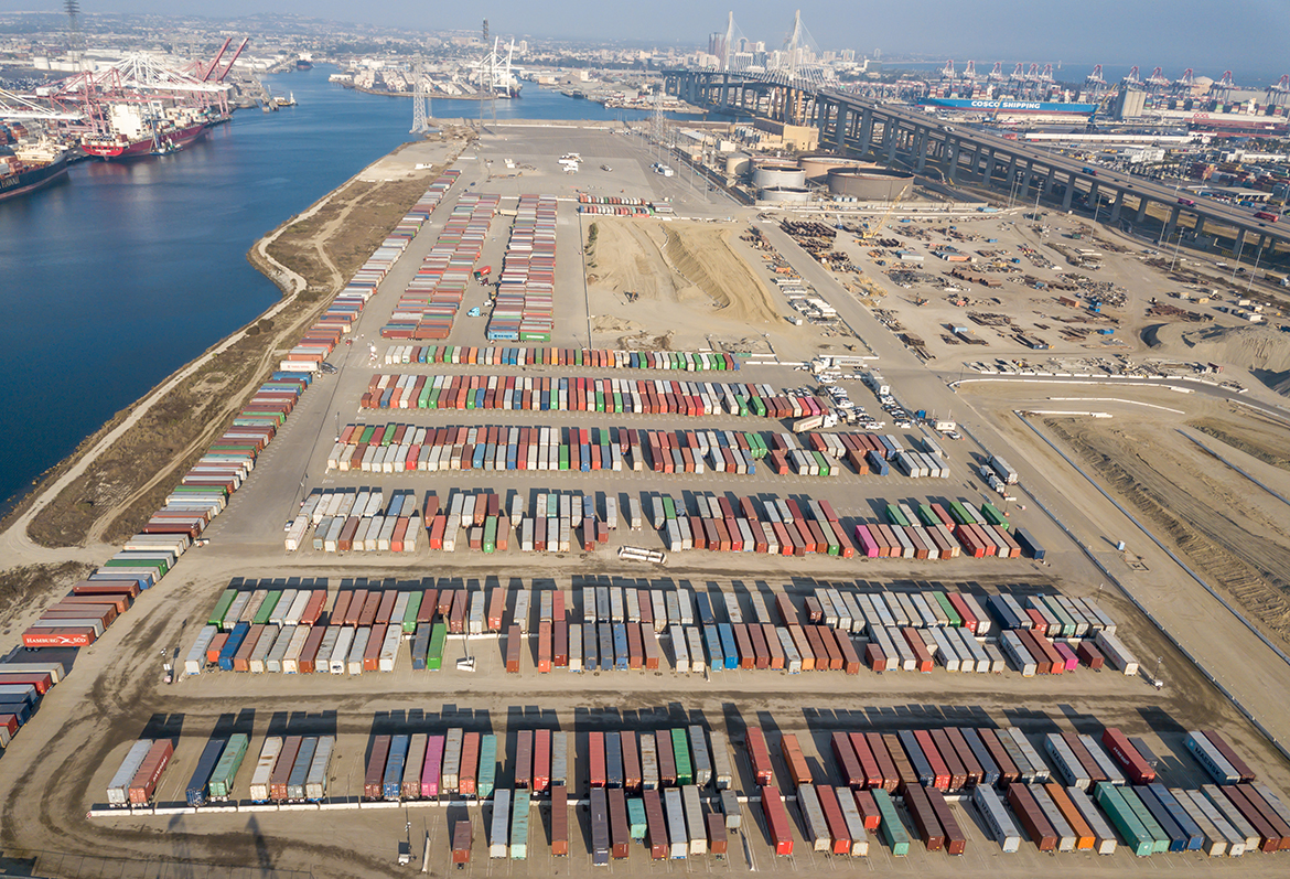An Update From the Port of Long Beach